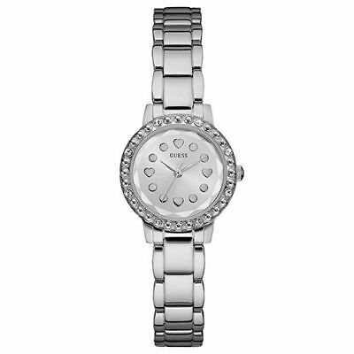 $ CDN86.27 • Buy Guess W0907L1 Women's Silver Tone St Steel Petite G Link Bracelet Watch Gift