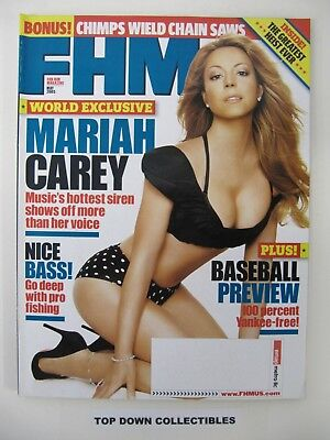$ CDN11.81 • Buy FHM  Magazine   May 2005  World's Best Roller Coasters/Mayra Veronica