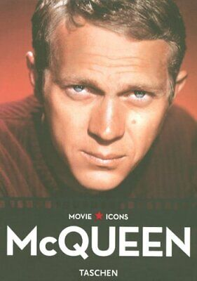 £4.99 • Buy Steve McQueen (Movie Icons) By Silver, Alain Paperback Book The Cheap Fast Free