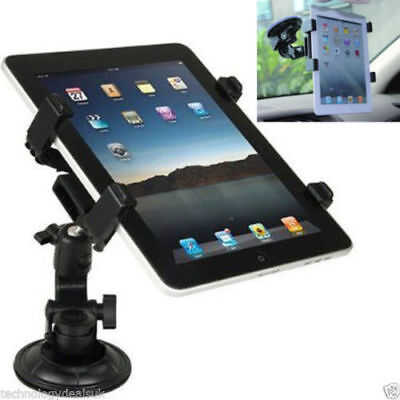 £6.49 • Buy Windscreen 360 Rotate Car Suction Mount Holder 8  To 11  For Tablet And IPad