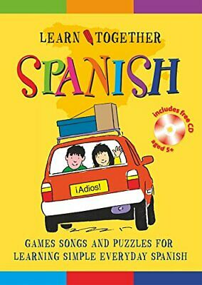 £3.29 • Buy Spanish ( Learn Together) By Martin, Jane Paperback Book The Cheap Fast Free