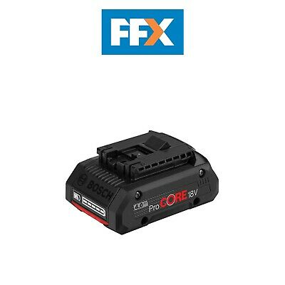 £59 • Buy Bosch PROCORE4GBA18V 18v 4ah ProCORE Compact Battery Pack