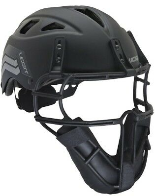 $89.95 • Buy Worth LGTPH Legit Slowpitch Softball Adult Pitcher's Helmet With Face Guard