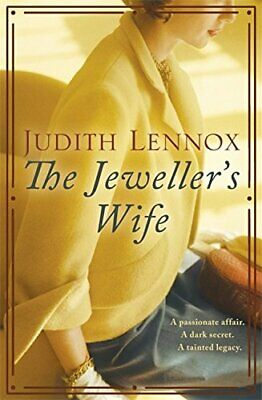 £4.49 • Buy The Jeweller's Wife: A Compelling Tale Of Love, War And Tem... By Lennox, Judith