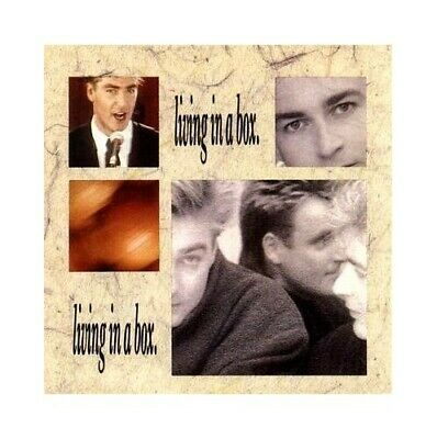 Living In A Box - Living In A Box - Living In A Box CD 8WVG The Cheap Fast Free • 3.49£