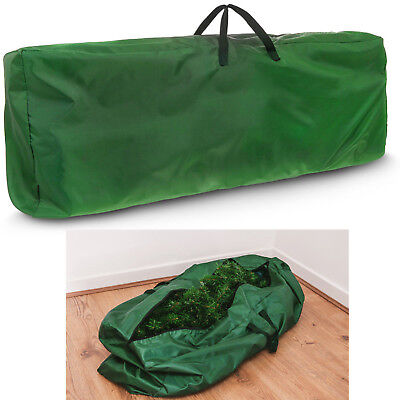 Christmas Tree Decoration Lights Zip Up Sack Storage Bag For Upto 9ft Xmas Trees • 5.95£