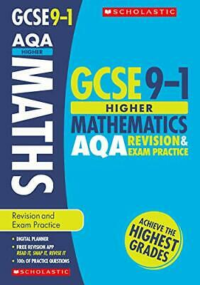 £7.49 • Buy GCSE Higher Maths AQA Revision Guide And Exam Practice Book. A... By Steve Doyle