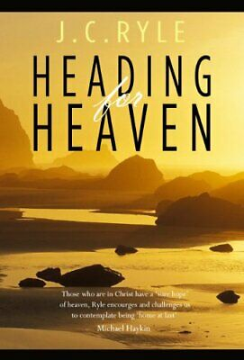 £6.99 • Buy Heading For Heaven By JC Ryle Hardback Book The Cheap Fast Free Post