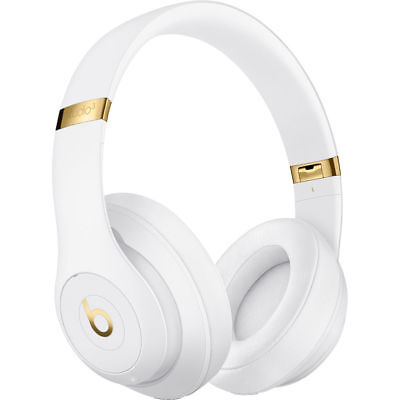 Beats By Dr. Dre Studio3 Wireless Cuffie Over-Ear - Bianche • 238.99€ 4734e0345b35