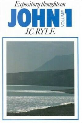 £3.59 • Buy John: V. 1: Expository Thoughts (Expository Thoughts... By Ryle, J. C. Paperback
