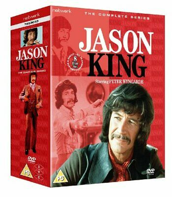 Jason King: The Complete Series [DVD] - DVD  GCVG The Cheap Fast Free Post • 27.19£