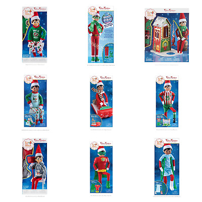 £11.99 • Buy Official Elf On The Shelf Clothes Claus Couture Collection Brand New Accessories