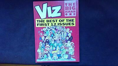 The Big Hard One By Viz Hardback Book The Cheap Fast Free Post • 29.99£