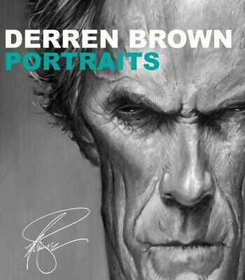 £50.99 • Buy Portraits By Brown, Derren Hardback Book The Cheap Fast Free Post