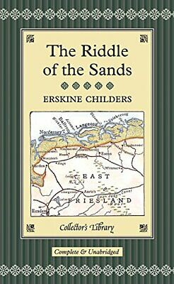 The Riddle Of The Sands (Collector's Library) By Erskine Childers Hardback Book • 21.99£