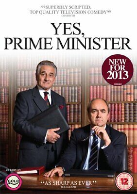 Yes Prime Minister [DVD] - DVD  DKVG The Cheap Fast Free Post • 20.98£