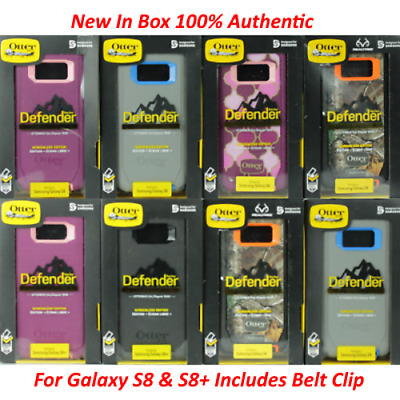 $ CDN60.99 • Buy New Otterbox Defender Series Case For Samsung Galaxy S8 & S8+ Plus With Holster