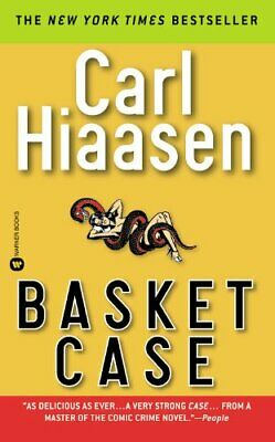 £3.59 • Buy Basket Case By Hiaasen, Carl Book The Cheap Fast Free Post