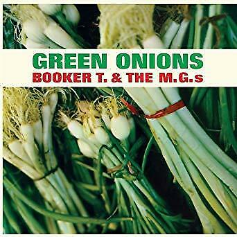 Booker T. And The M.G.s - Green Onions (NEW 12  VINYL LP) • 18.89£