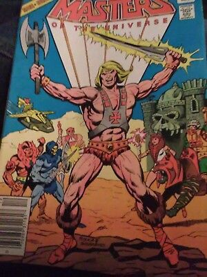$65 • Buy Masters Of The Universe Comic