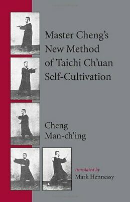 £5.99 • Buy Master Cheng's New Method Of Tai Chi Self-culti... By Cheng Man-ch'ing Paperback