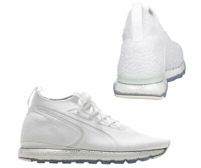 AU94.08 • Buy Puma Jamming EvoKNIT Mens Lace Up Trainers Sock Style White 190629 06 B86C