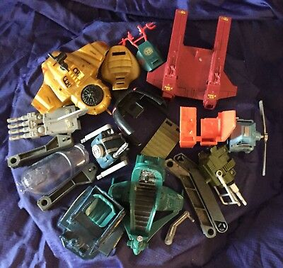 $ CDN34.99 • Buy RP2680 Vtg Hasbro GI Joe ARAH Cobra Mixed Vehicle Spare Parts Lot