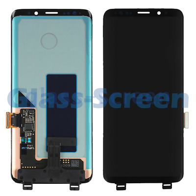 $ CDN226.02 • Buy OEM Samsung Galaxy S9 Plus G965 AMOLED LCD Screen Digitizer Or Frame Black Blue