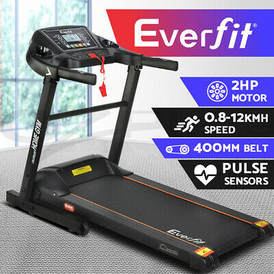 AU389.90 • Buy Everfit Electric Treadmill Home Gym Exercise Machine Fitness Equipment Physical