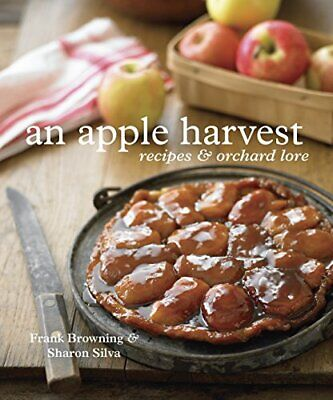 £3.99 • Buy An Apple Harvest: Recipes And Orchard Lore By Silva, Sharon Paperback Book The