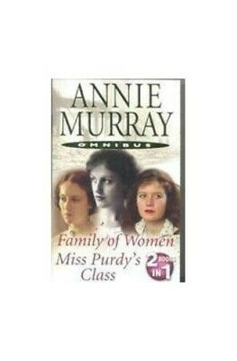 £2.59 • Buy Family Of Women / Miss Purdy's Class By Murray, Annie Book The Cheap Fast Free