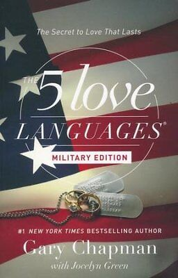 $ CDN16.90 • Buy The 5 Love Languages, Military Edition