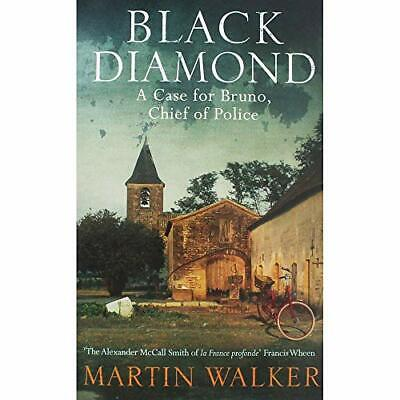 Martin Walker Black Diamond Book The Cheap Fast Free Post • 5.99£