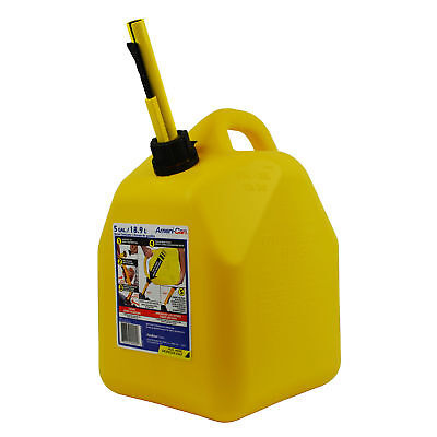 $ CDN42.72 • Buy Scepter 00004 Yellow 5 Gallon Diesel Fuel Gas Storage Tank Container Jerry Can