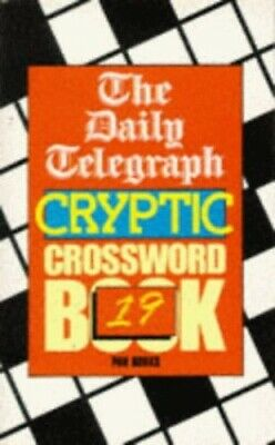 £7.49 • Buy Daily Telegraph  Cryptic Crossword Book: No... By Telegraph Group Limi Paperback