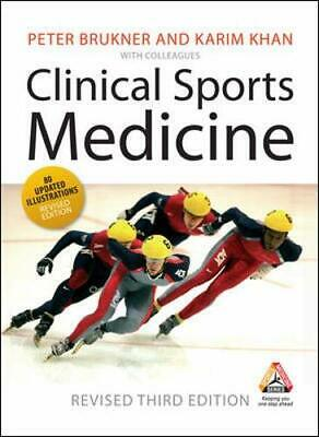 Clinical Sports Medicine Third Revised Edi... By Khan, Karim Mixed Media Product • 50.99£