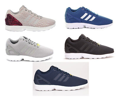 huge selection of a1a1e a25a8 Offerta Scarpe Adidas ZX Flux Uomo Donna 39 40 41 42 43 44 45 46 •