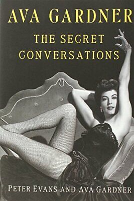 Ava Gardner: The Secret Conversations By Ava Gardner Book The Fast Free Shipping • 26.29£