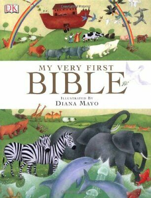 My Very First Bible (Childrens Bible) Hardback Book The Cheap Fast Free Post • 4.99£