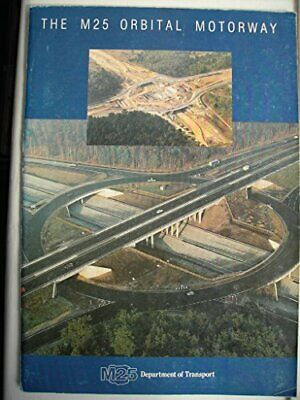 £9.80 • Buy London's Orbital Motorway M25: Map By Automobile Association Sheet Map Book The