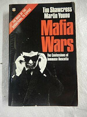 Mafia Ward: Confessions Of Tommaso Buscetta By Young, Martin Paperback Book The • 9.55£