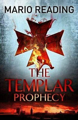 £5.49 • Buy The Templar Prophecy (John Hart) By Mario Reading Book The Cheap Fast Free Post