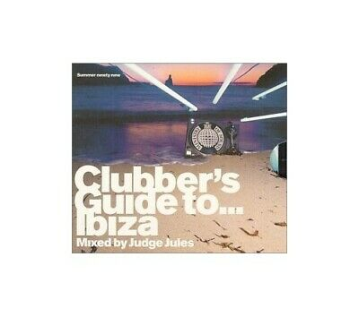 Various Artists - Clubbers Guide To Ibiza 2 - Various Artists CD 4CVG The Cheap • 3.66£
