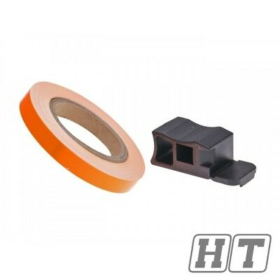 101_octane Rim Sticker 7mm Neon Orange For Scooter Quad Scooter • 10.59£