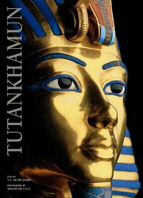 Tutankhamun (Treasures Of Ancient Egypt) By James, T. G. H. Hardback Book The • 31.99£
