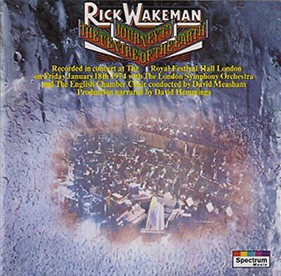 Rick Wakeman - Journey To The Centre Of The Earth [Aus... - Rick Wakeman CD MLVG • 3.49£