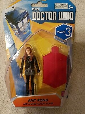£8.51 • Buy AMY POND BBC Doctor Who Wave 3 Articulated Action Figure