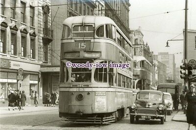 £2.20 • Buy A0771 - Glasgow Tram - No,1013 On Route 15 To Anderston Cross - Print 6x4