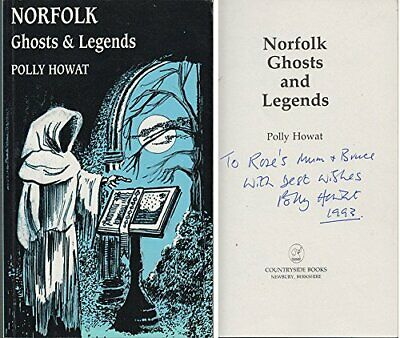 £5.49 • Buy Norfolk Ghosts And Legends By Howat, Polly Paperback Book The Cheap Fast Free