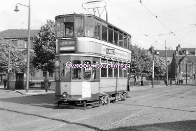 £2.20 • Buy A0803 - Glasgow Tram - No.21 On Route To Govan Depot - Print 6x4
